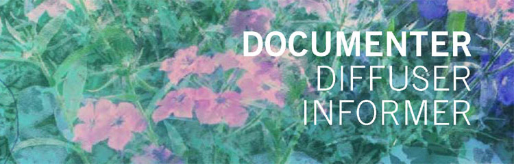 DOCUMENTER, DIFFUSER, INFORMER